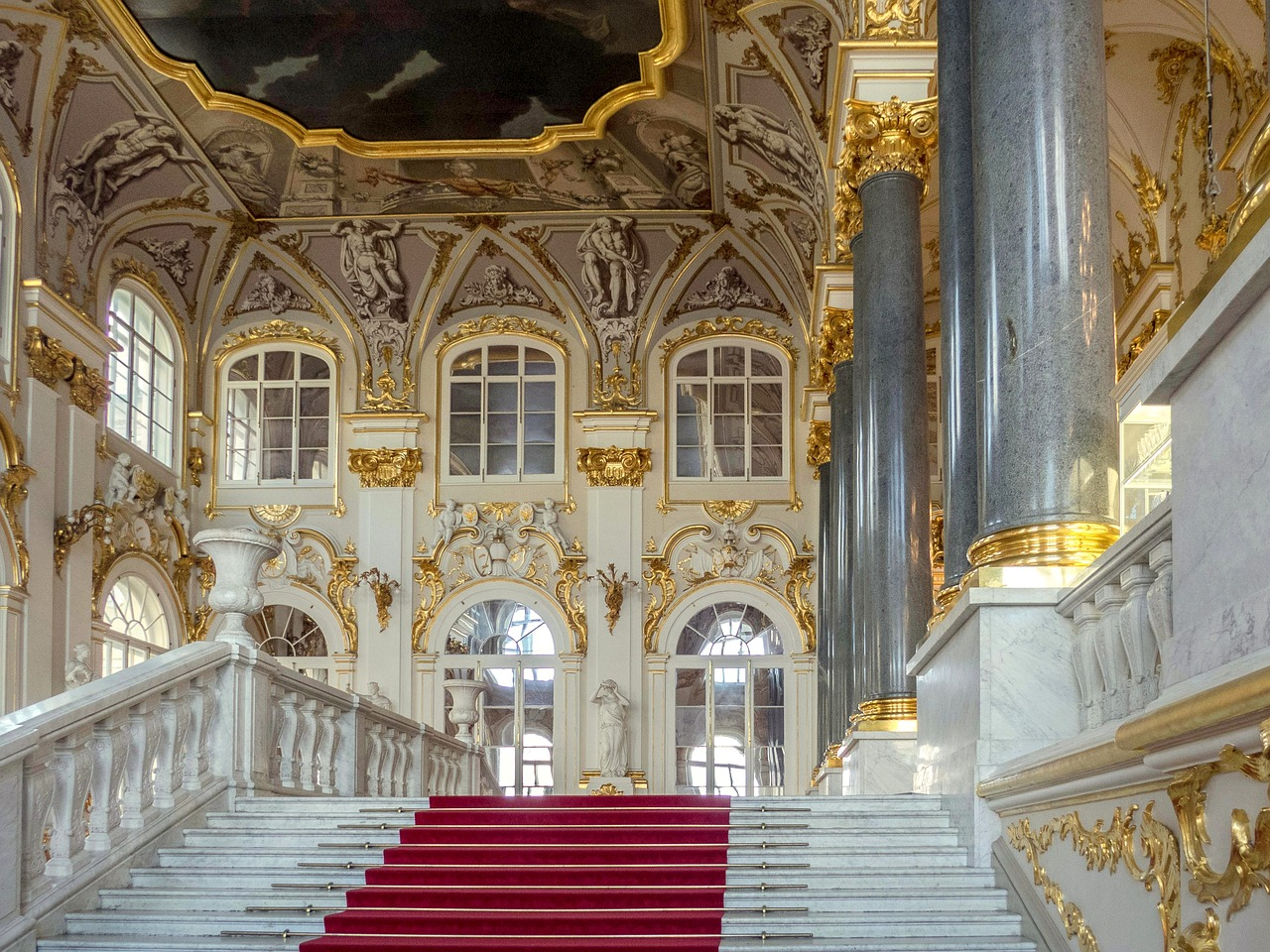 Inside Winter Palace
