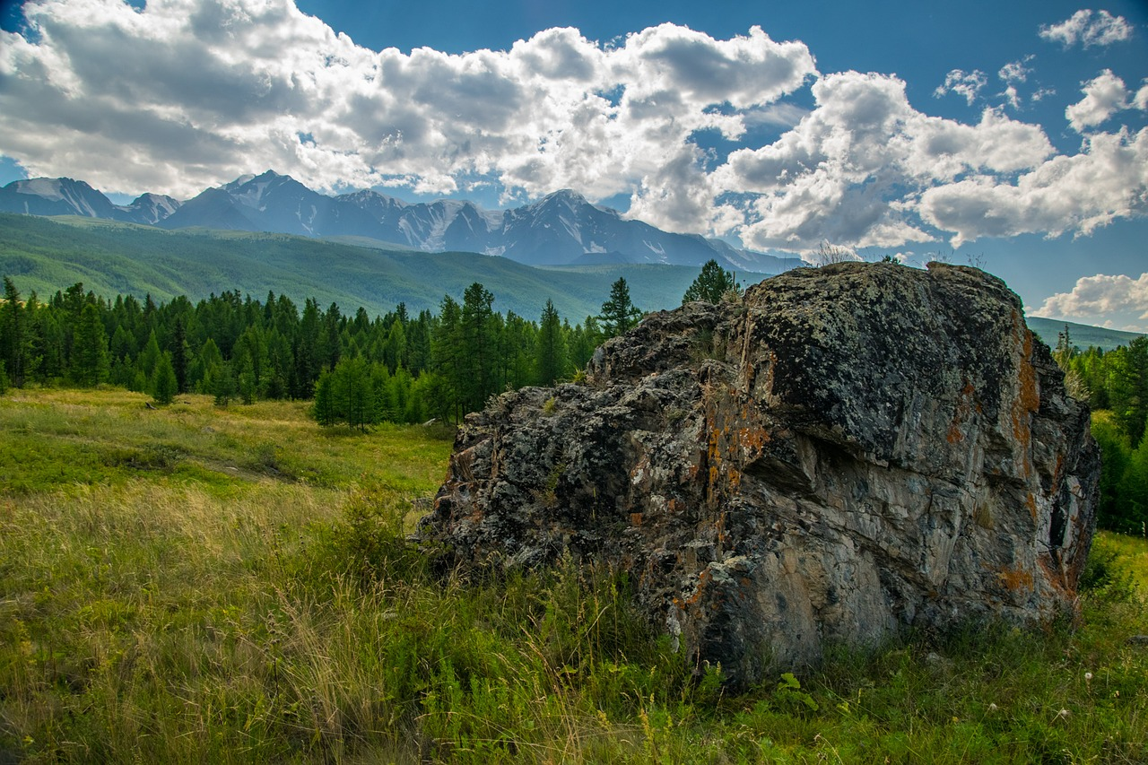 Altai – One of the most ecologically clean places on Earth