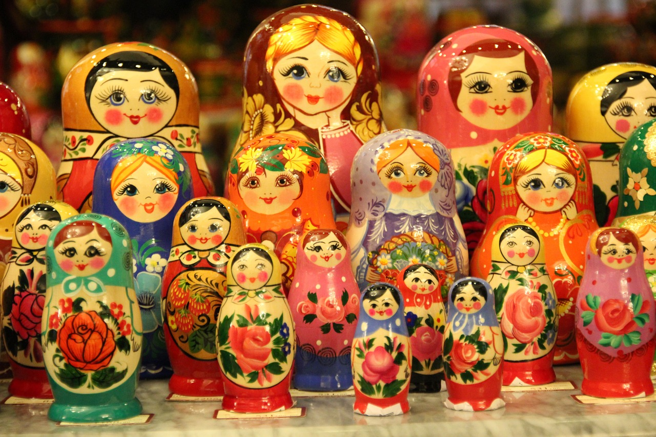 History of Russian nesting doll – Matryoshka