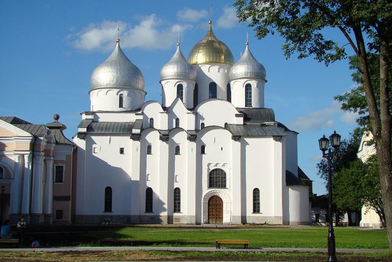 Sofia Cathedral in Novgorod