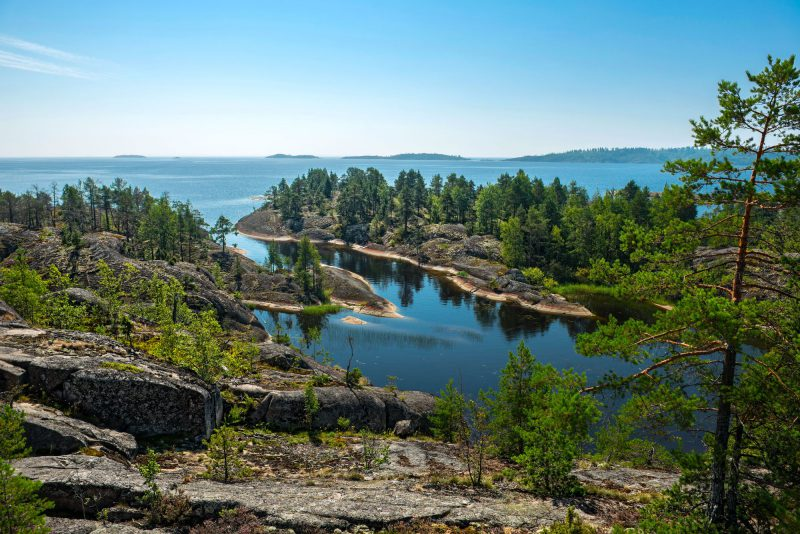 Karelia -The land of lakes and picturesque nature
