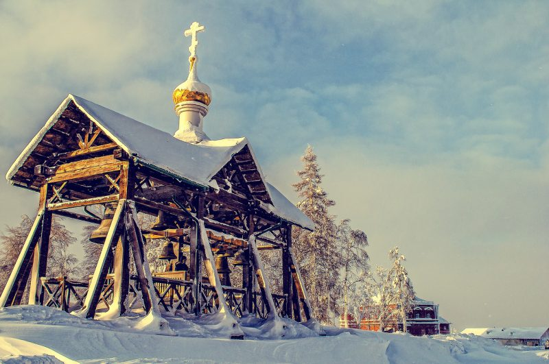 White Mountain - Belogorsky Monastery