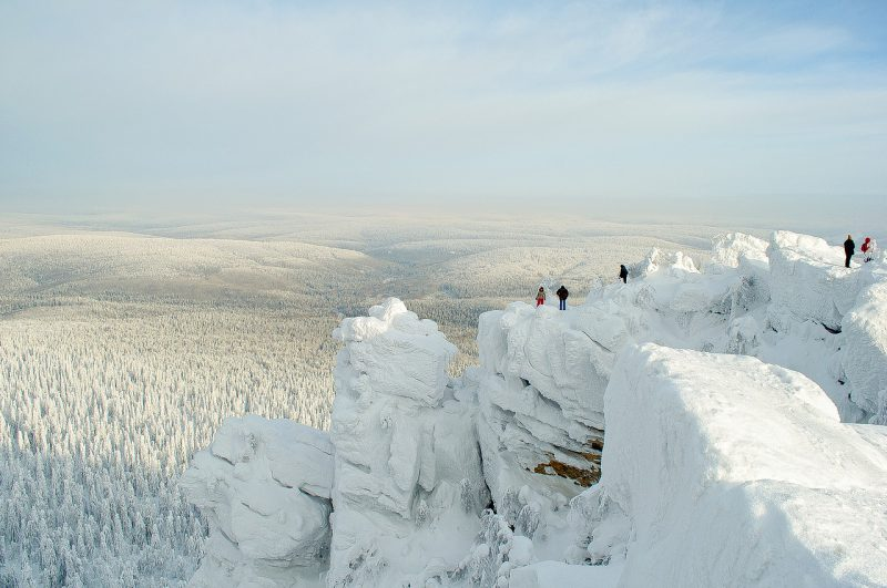 Ural mountains