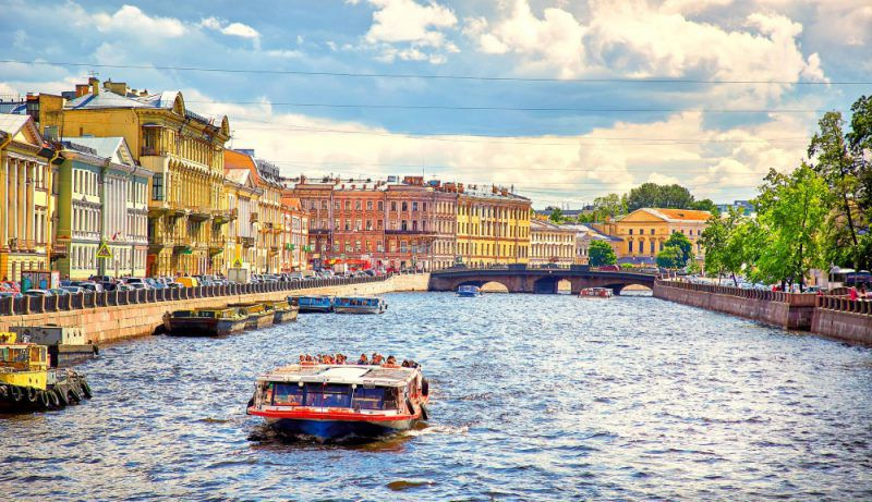 Saint-Petersburg's Rivers and Canals – What to do in Northern Venice?