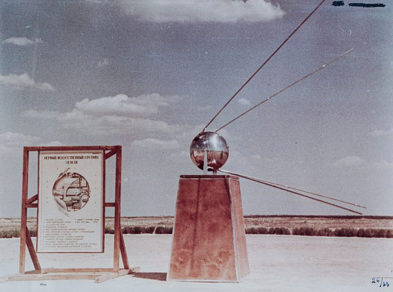 Sputnik – Earth first artificial satellite