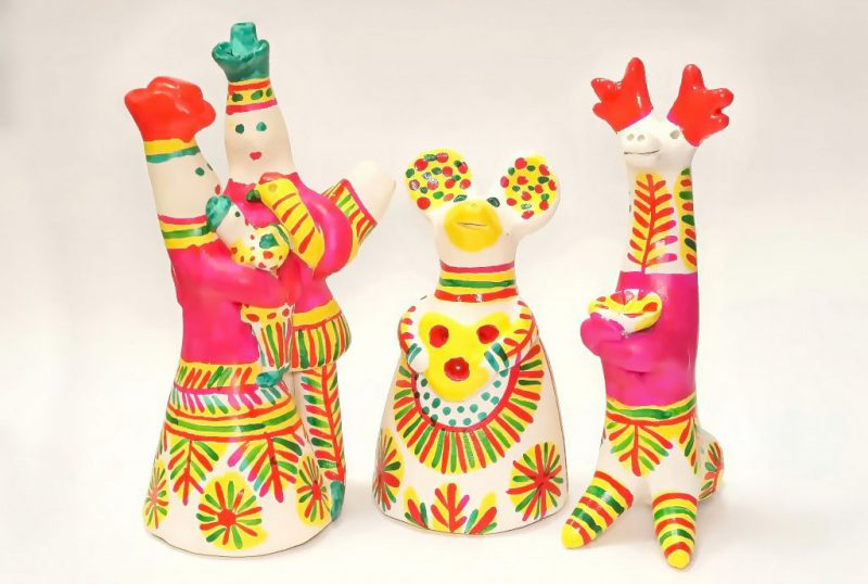 Filimonovo Toy – Hand-made Clay Whistles