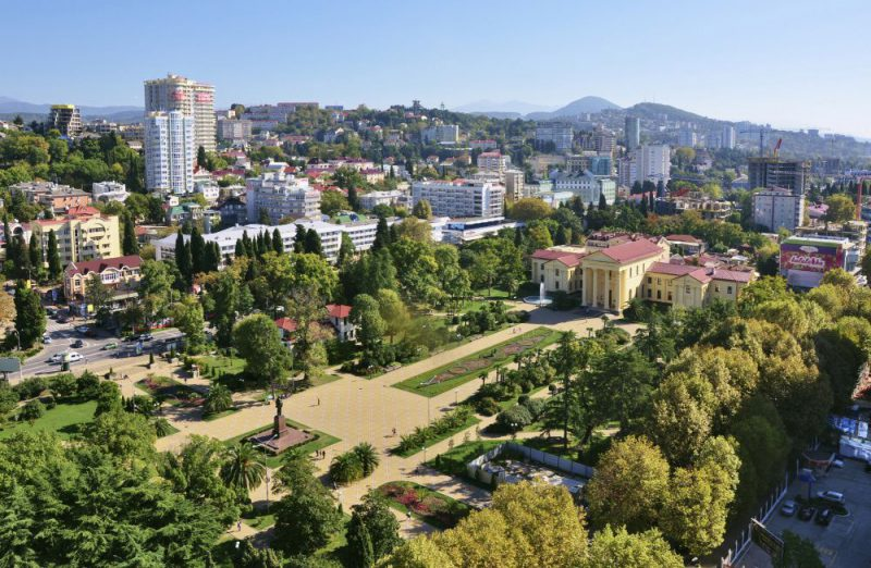 Sochi – The Southern capital of Russia